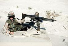 M60 machine gun | SGCommand | Fandom powered by Wikia