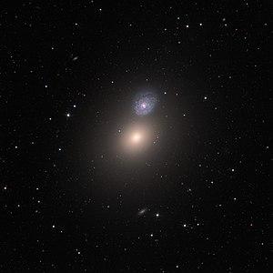 Messier 60 - Image: M60s
