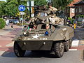 M8 Greyhound, C-24, USA 6032597-S, Bridgehead 2011 pic1.JPG