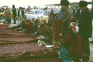Mary, Turkmenistan - Image: MA Mary Markt 6