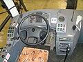 MAZ-251 TIR-2010 009 interior - driver's place.jpg