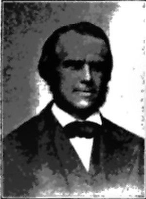 Moses Clark White - Image: MC White 1849