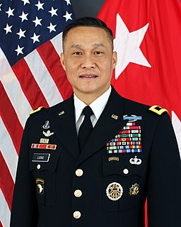 Viet Xuan Luong United States Army major general (born 1965)