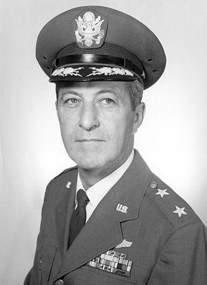 Fred Ascani - Image: M Gen Fred J. Ascani USAF