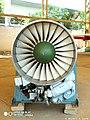 MIG-21 fighter jet engine. (48962598073).jpg