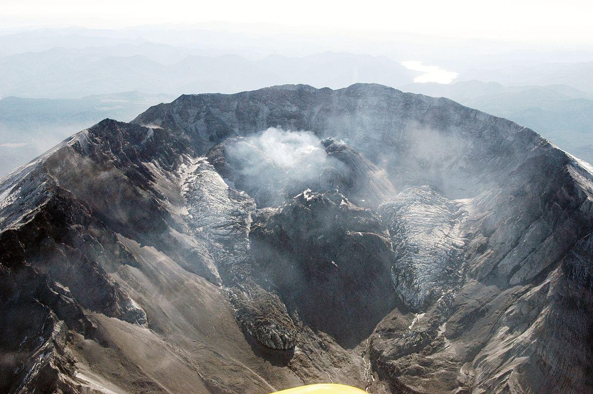 Crater Glacier - Wikipedia