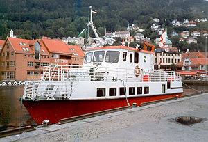 MS Utgar i Bergen i 2000. Bygget i 1981. Foto Harald Sætre.jpg