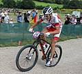 MTB cycling 2012 Olympics M cross-country AUT Alexander Gehbauer (cropped).jpg