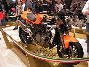 Will the MV Agusta Rivale be 800cc?