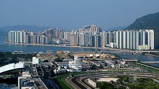 Public housing estates in Ma On Shan