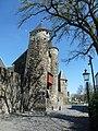Maastricht - Helpoort - Sint Bernardusstraat 1 (7-2015) P1140928copie.JPG