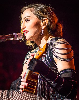 4 in the Morning - Many critics noted that the song was influenced by Madonna's early tracks
