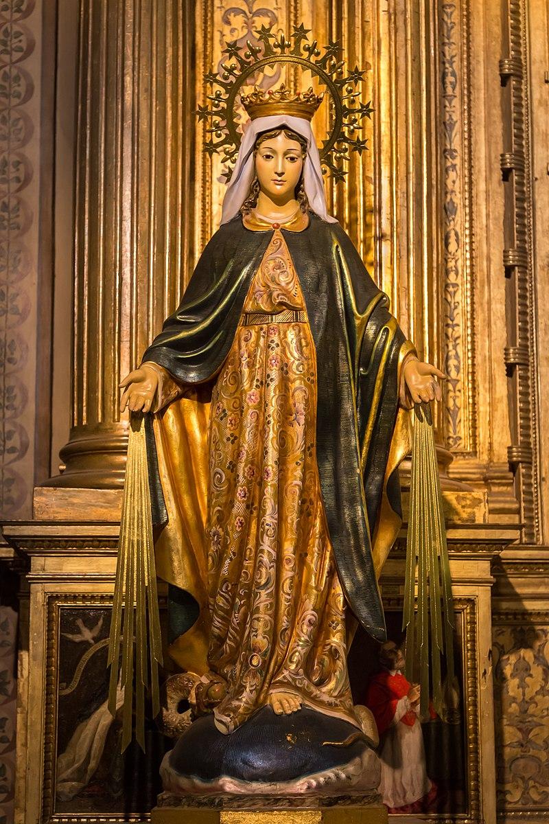 Madrid - Colegiata - Capilla del Carmen - 130209 182955.jpg