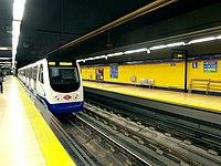 Madrid - Metro - Estación de Pinar de Chamartín (7190917568).jpg