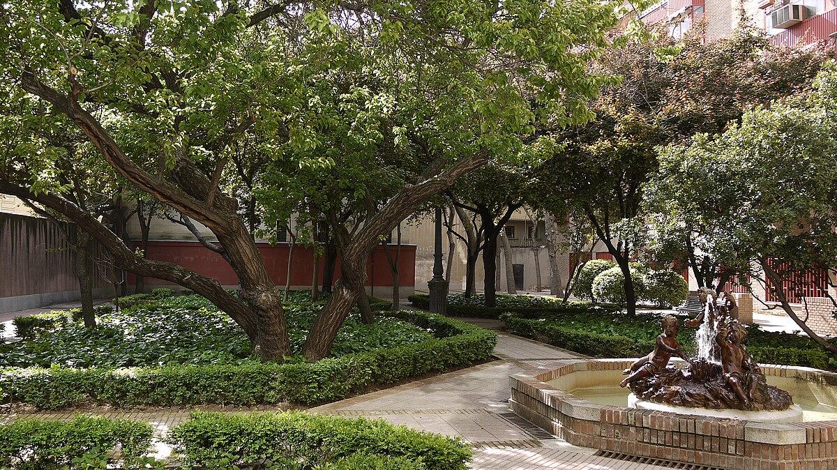 Huerto de las monjas wikipedia la enciclopedia libre for Jardin querubines