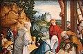 Maestro di masskirch, deposizione e sepoltura di cristo, 1520-50 ca. 02.JPG