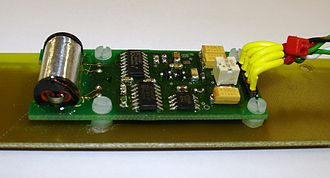 Magnetometer - A uniaxial fluxgate magnetometer