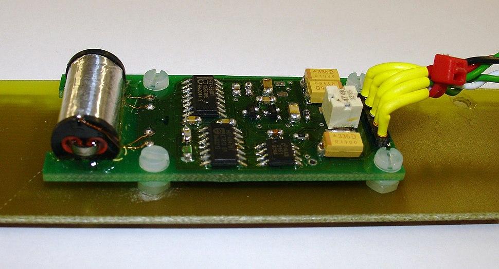 Magnetometr transduktorowy by Zureks