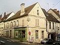 Magny-en-Vexin (95), maison dite de Henri II, IMH, rue de l'Hôtel de Ville - rue Carnot.jpg