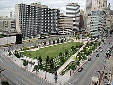 Superb Main Street Garden Park