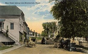 Main Street Looking West, Bowdoinham, ME.jpg