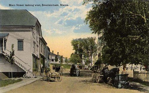 Bowdoinham mailbbox