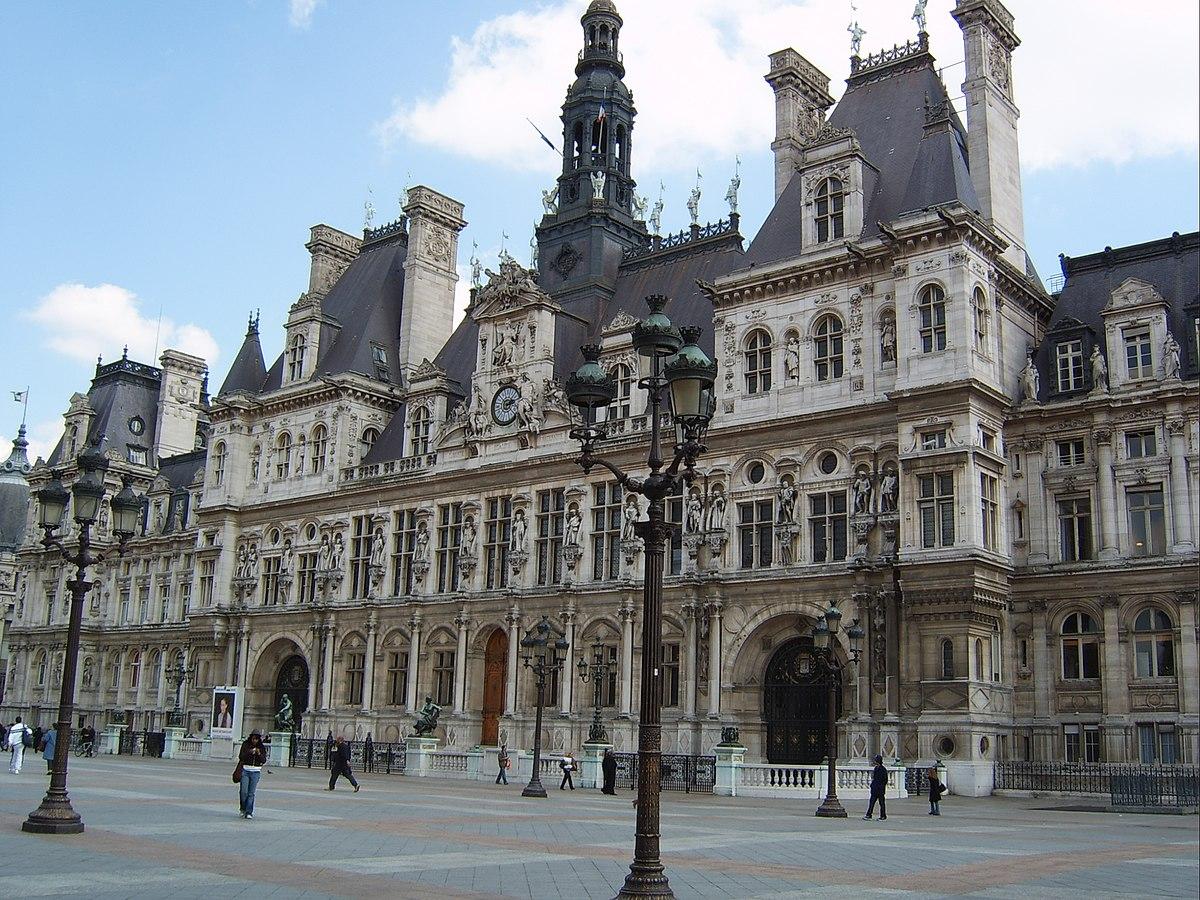 Loi relative l 39 organisation administrative de paris marseille lyon - Statut de la ville de paris ...