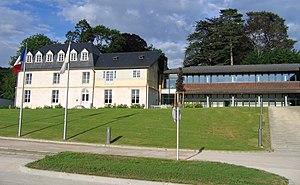 Communauté d'agglomération Caux vallée de Seine - Image: Maison de l'intercom CVS