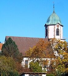 Renningen Kirche