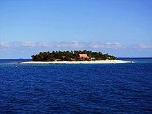 Fiji Island Resorts Location