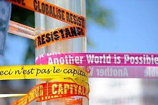 Alter-globalization social movement