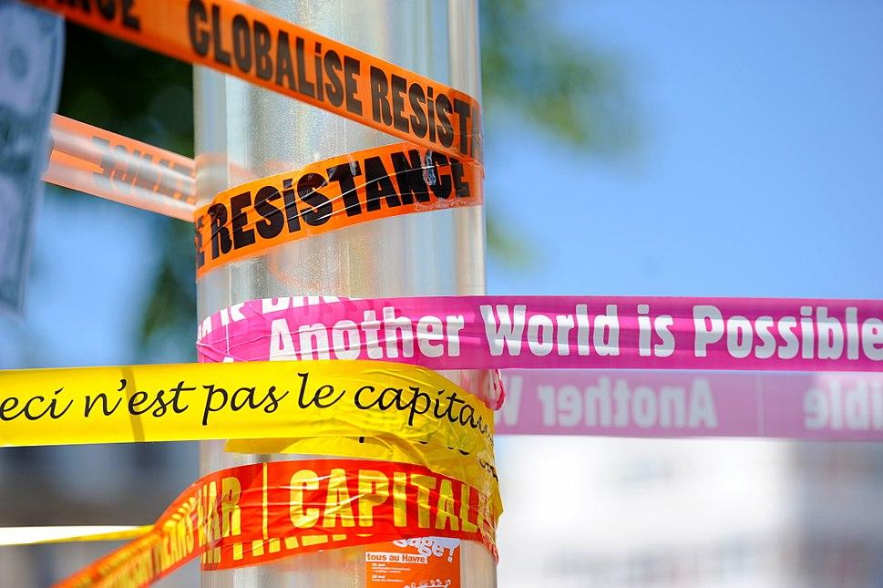 Manifestation anti-G8 au Havre - 21 mai 2011 - 025 v1