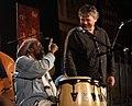 Mansur Scott Harlem Quartet feat Howard Johnson - INNtöne Jazzfestival 2013 09 Paul Zauner.jpg