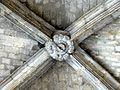 Mantes-la-Jolie (78), église Saint-Maclou, clé de voûte 1.JPG