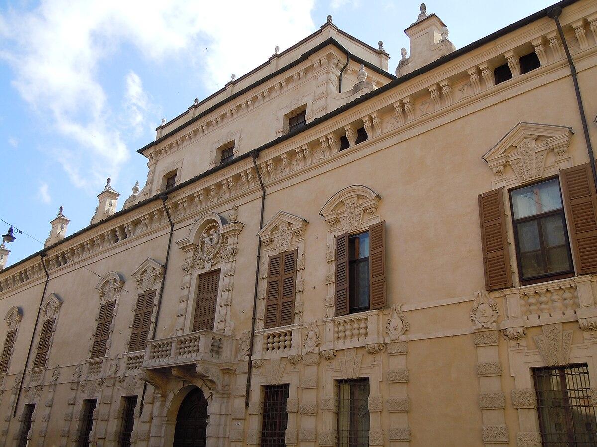 Palazzo sordi wikipedia - Architetto mantova ...