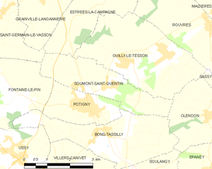 Map commune FR insee code 14678.png