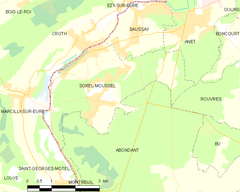 Map commune FR insee code 28377.png