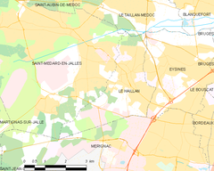 Map commune FR insee code 33200.png