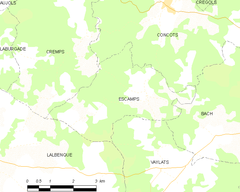 Map commune FR insee code 46091.png
