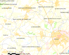 Map commune FR insee code 49332.png