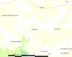 Map commune FR insee code 61060.png