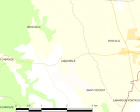 Map commune FR insee code 64292.png