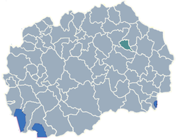 Map of Češinovo-Obleševo.png