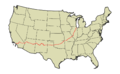Map of US 66.png