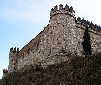 Maqueda - The castillo de la vela, Maqueda