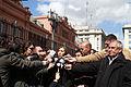 María Eugenia Vidal informó sobre la reunión realizada en la Casa Rosada (7875972804).jpg