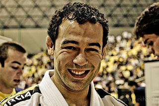 Marcelo Garcia (grappler) Brazilian BJJ practitioner