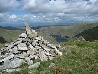 Mardale Ill Bell mountain in United Kingdom