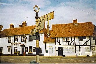 Marden, Kent - Image: Marden geograph.org.uk 108304