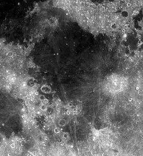 Mare Fecunditatis lunar mare